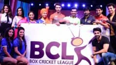 Box Cricket League 2016 Teams, Timings & Telecast Details: Watch BCL 2016 promo video on COLORS