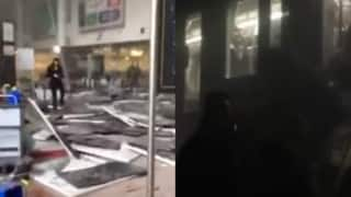 Brussels Explosions: THIS is what Zaventam airport and Maelbeek Metro station look like now! (Watch Video)