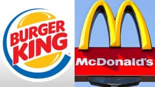 Burger King slays McDonald's, shows who's the real boss! Watch commercial video