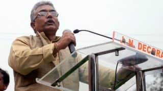 Kolkata: Dilip Ghosh does it again, threatens to kick Jadavpur University students if they support Kanhaiya Kumar