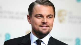 DiCaprio receives 'wonderful gift' from Russian filmmakers