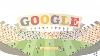 ICC T20 World Cup 2016: Google Doodle commemorates the event