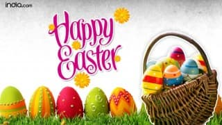 Easter 2016 Wishes: Best Easter SMS, WhatsApp & Facebook Messages to send Happy Easter greetings!