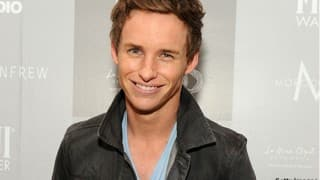 Eddie Redmayne's wand causes havoc at customs
