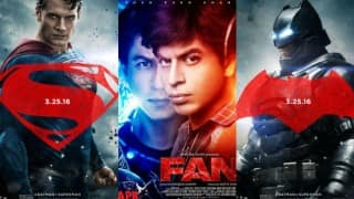 Shah Rukh Khan in Batman v Superman: Dawn of Justice - This Fan movie trailer spoof video is must watch!