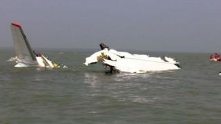Ukrainian cargo plane crashes in Bangladesh