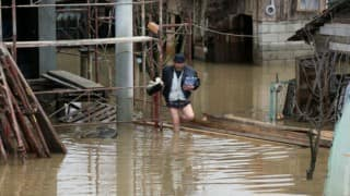 Serbia declares state of emergency over floods