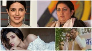 India.com Morning News Bulletin: Smriti Irani Privilege Motion to be dismissed; Priyanka Chopra sizzles at Oscars 2016