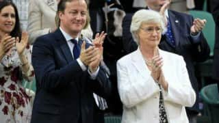 Mary Cameron challenges her son PM David Cameron over public sector cuts