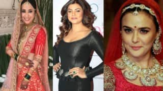 Sushmita Sen happy for newly married Preity Zinta, Urmila Matondkar