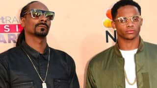 Snoop Dogg's son Cordell Broadus back on the football field