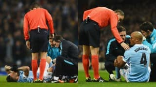 Champions League: Injuries mar Manchester City's history night