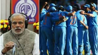 ICC T20 World Cup 2016: Narendra Modi wishes Team India for match against Australia