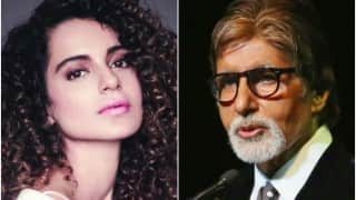 63rd National Film Awards: Amitabh Bachchan, Kangana Ranaut, Sanjay Leela Bhansali win big