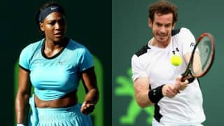 Serena Williams, Andy Murray eliminated from Miami Open