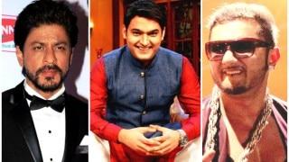 After Shah Rukh Khan, Yo Yo Honey Singh to appear on The Kapil Sharma Show