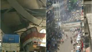 Live: Under- construction bridge collapses in Kolkata: Collapse was an act of God, says builder