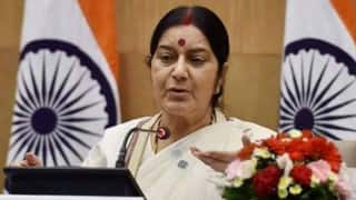 Indian medical student Yasir attacked in Russia being treated: Sushma Swaraj