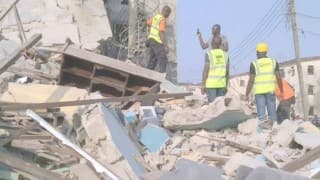 15 dead in Lagos building collapse: Rescue Agency