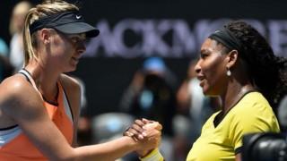 Serena Williams lauds Maria Sharapova's courage for admitting failed drug test