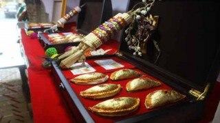 होली में बिक रही है 47 हजार रूपये किलो गुझिया
