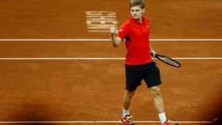 David Goffin advances to Indian Wells semis