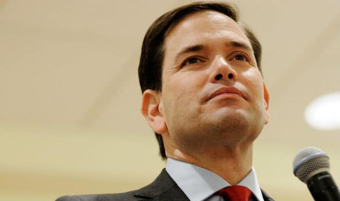 Marco Rubio rules out being anyone's VP running mate