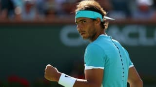 Rafael Nadal topples Fernando Verdasco to advance at Indian Wells