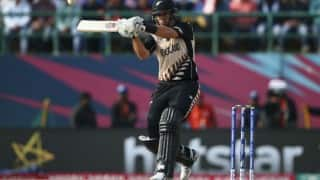 ICC T20 World Cup 2016: Ross Taylor won't leave Kolkata without seeing India-Australia tie