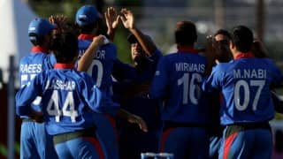 ICC T20 World Cup 2016: Afghanistan skipper hails players for historic win