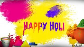 Holi 2016 Hindi: Best Holi SMS, WhatsApp & Facebook Messages to send Happy Holi greetings!