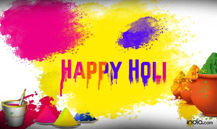 Holi 2016 Hindi Best Holi Sms Whatsapp Facebook Messages To Send