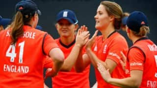 ICC Women's T20 World Cup 2016: England Women beat West Indies Women in nail-biting finish