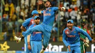 India vs Bangladesh, ICC World T20 2016: IND clinch last ball thriller against BAN