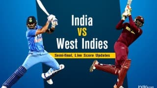 India vs West Indies Cricket Live Score, Mumbai Updates: WI 196/3 in 19.4 Overs (Target 193), West Indies win by seven wickets