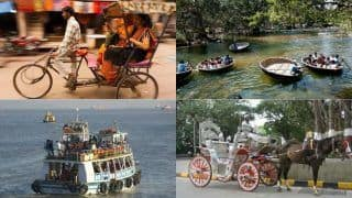 India Has 6 Unique Modes of Transport That You Can Travel by