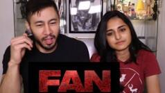 Shah Rukh Khan & movie FAN Trailer thrills overseas fans! Watch review reaction video
