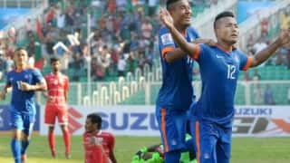 AFC Asia Cup Qualifier: India Draw 2-2 With Myanmar