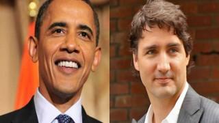 Barack Obama hosts dinner for new Canada sensation named Justin Trudeau