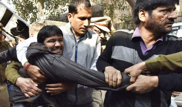 JNU student Kanhaiya Kumar gets bail and a warning from court