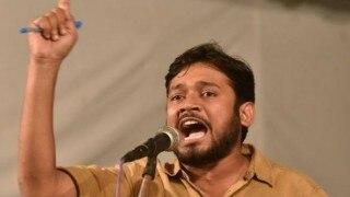 JNU छात्र संघ के अध्यक्ष कन्हैया कुमार ने कहा कश्मीर में महिलाओं से दुष्कर्म करते हैं सुरक्षाबल'