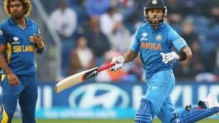 IND win by 5 wickets, enter final   India vs Sri Lanka, Live Cricket Score Updates of Asia Cup 2016, IND vs SL 7th T20 Match
