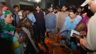 Lahore Blast: Pakistani military arrest suspects; carry out operations in Lahore, Faislabad and Multan