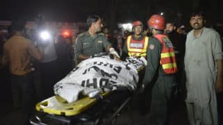 Pakistan: Suicide bomber in Lahore kills 50 people; over 100 injured!