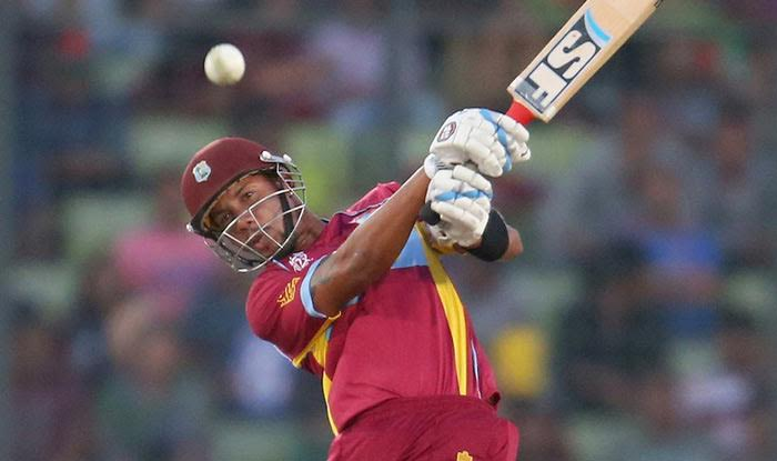 ICC World T20: Sloppy India knocked out of World T20 by lucky Lendle Simmons