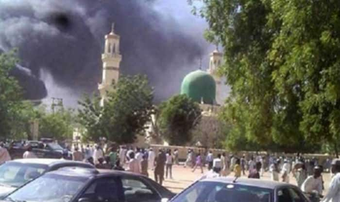 Nigeria: Boko Haram suicide bombers attack worshippers at mosque in  Maiduguri; 22 dead