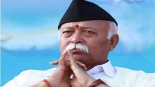 Mohan Bhagwat demands strict law against cow slaughter, condemns violence in the name of gau raksha