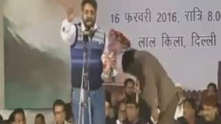 FIR against Delhi AAP MLA  Amanatullah Khan over hate speech