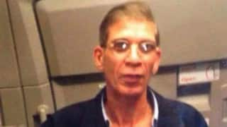 EgyptAir hijack: Passenger posed for a selfie with frustrated lover and hijacker Seif El Din Mustafa