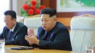 North Korea leader Kim Jong-un says nuclear weapons ready for use